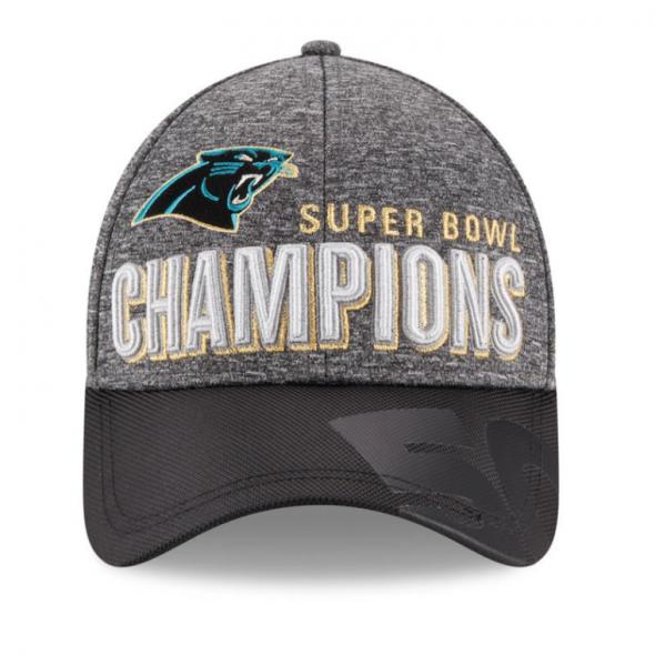 best website 89251 282cb Phantom Merchandise: Carolina Panthers Super Bowl 50 ...