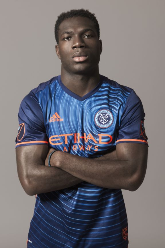 dc795994a NYCFC and Columbus Crew reveal their away kits for 2016