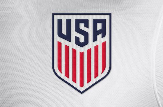 US Soccer Unveils New Crest, Improves 1990s-Era Logo