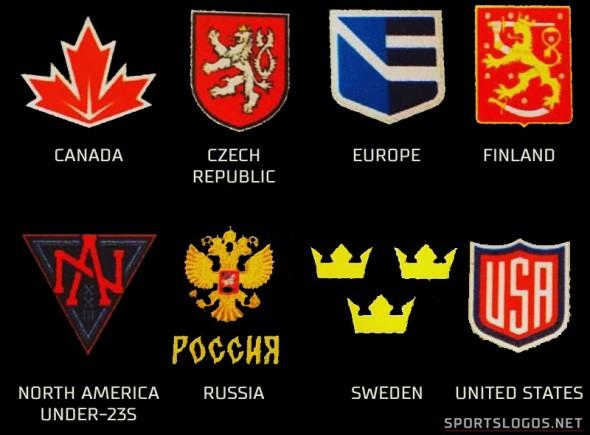 2016 world cup team logos