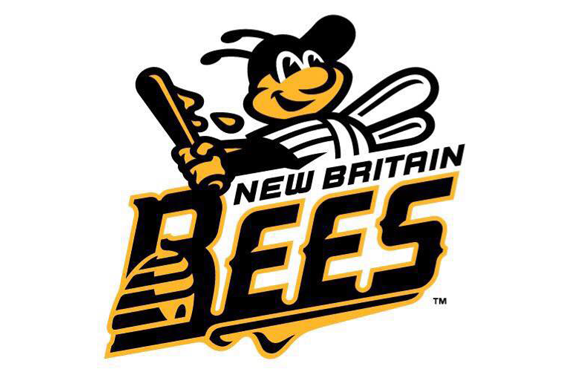 New Britain Bees unveil new character logo