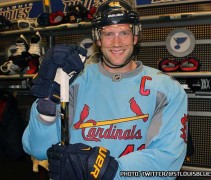 Blues Cardinals