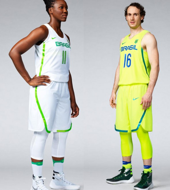 newest 911b9 054e6 Nike Unveils 2016 Olympic Basketball Uniforms | Chris ...