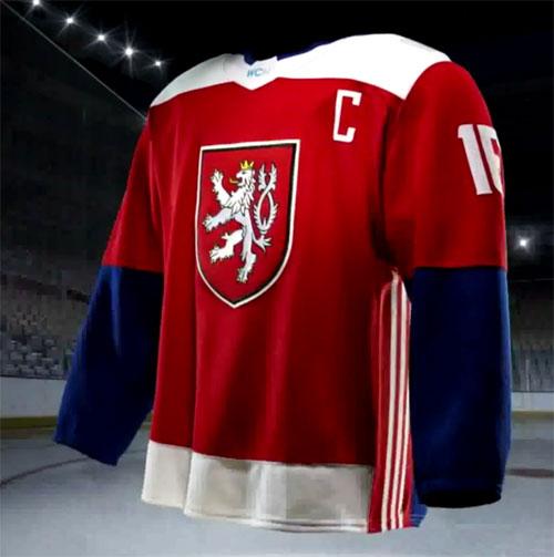 Czech Jersey