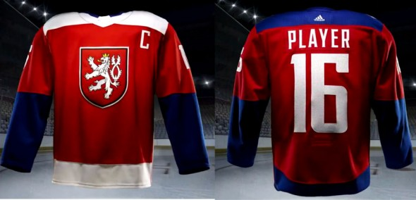 Czech Republic Jerseys
