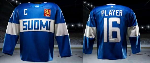 Finland Jersey