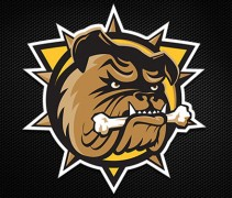 Hamilton Bulldogs New Logo