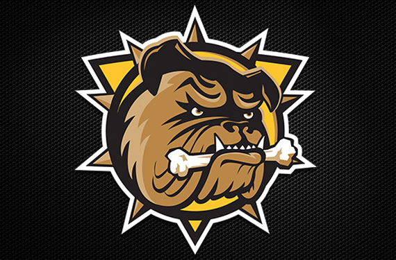 Hamilton Bulldogs Adopt New Colour Scheme