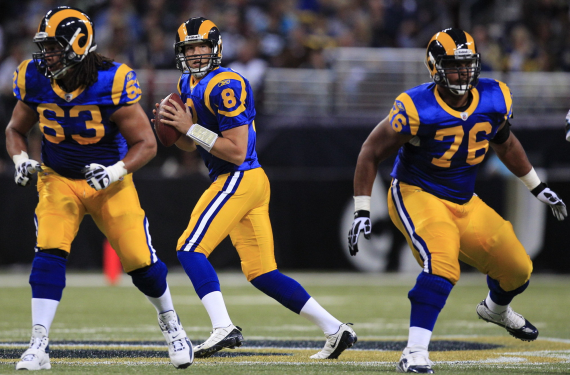 If you re a Los Angeles Rams fan who is looking forward to seeing the Rams  return to their royal blue-and-yellow color scheme aac56b62d