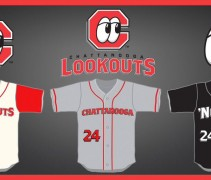 Lookouts New Uniforms