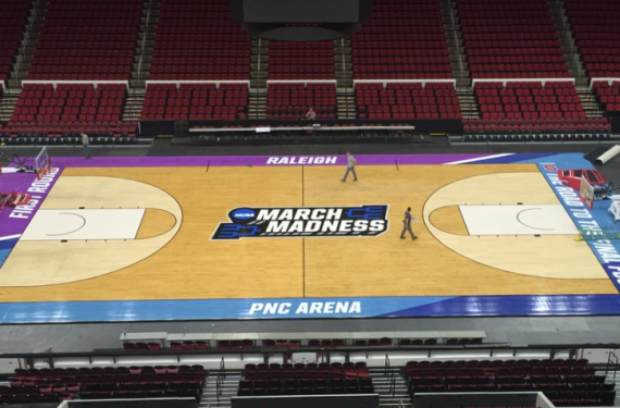 NCAA Tournament Court F