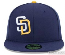 Padres Crooked Cap feat