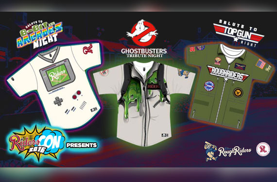 Frisco RoughRiders throwback to the 1980s with promotional jerseys
