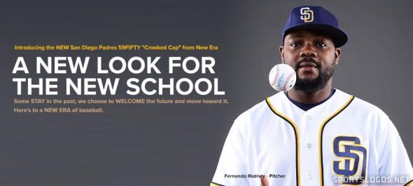 Rodney Padres New Era 2016