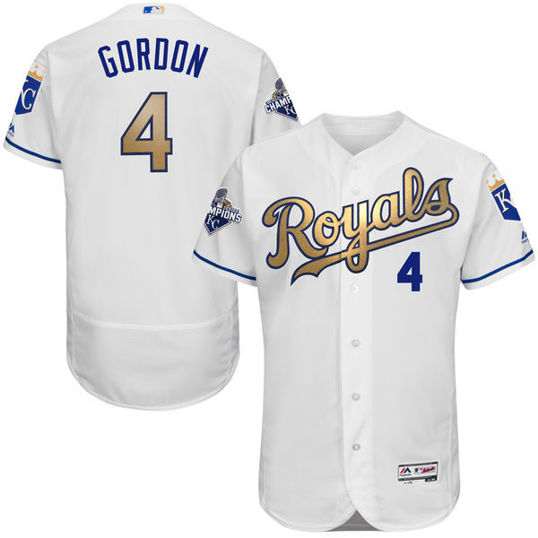 5bce86119 Kansas City Royals will continue wearing gold-trimmed uniforms for ...