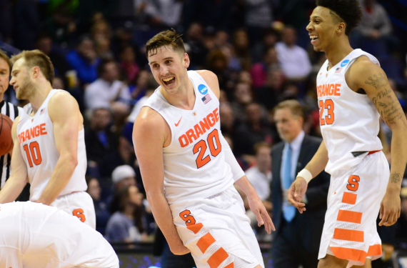 Syracuse is set to be first double-digit seed to wear white in 2 straight NCAA Tournament Games