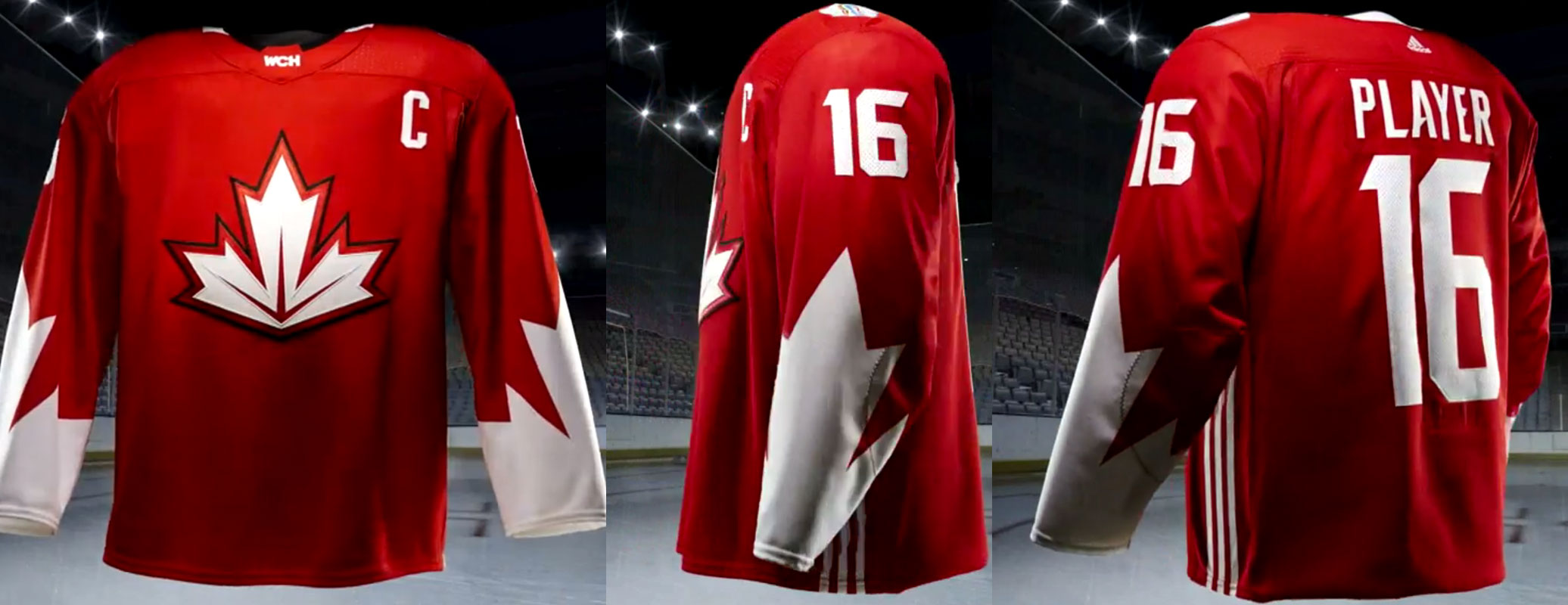 Team Canada Jersey  388246bc66d