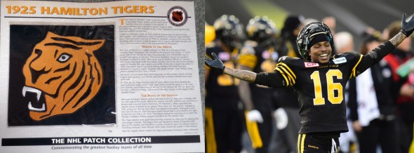Hamilton's black and gold history, the NHL Tigers and CFL Tiger-Cats