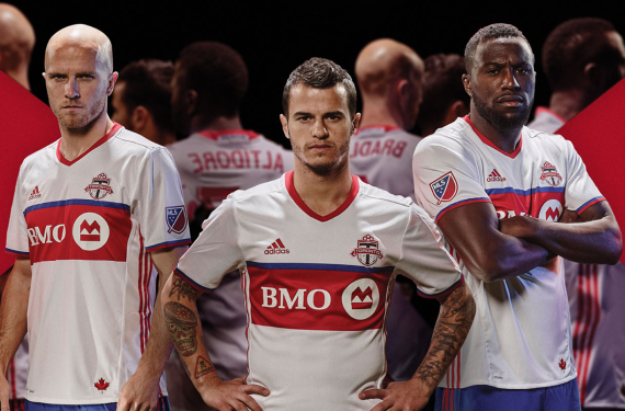 Toronto FC pays tribute to Toronto soccer history with 2016 away kit