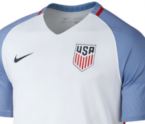 US soccer 2016 kit f