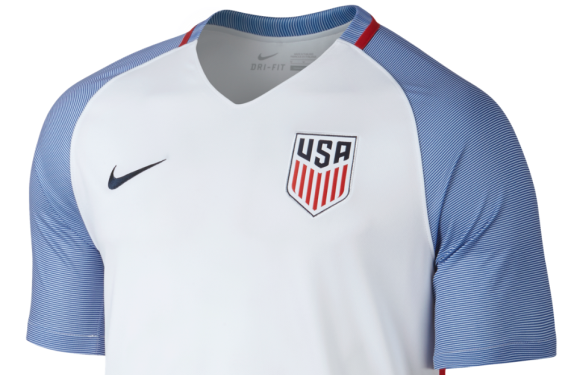 2b4cfe4a9 US Soccer home kit for Copa America Centenario leaks