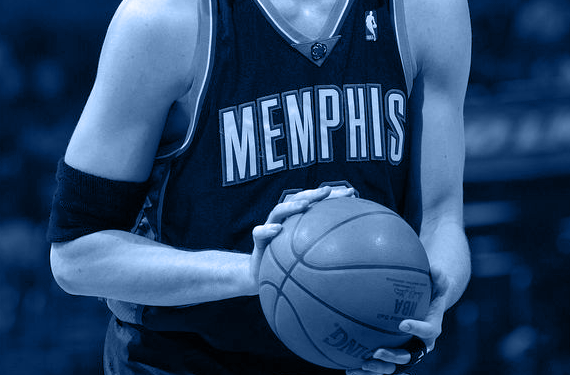 Memphis Grizzlies Adding New Jersey Next Season