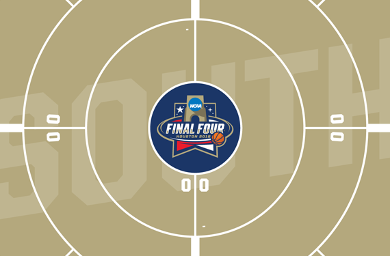 A Different Bracket: 2016 NCAA March Madness Circle Bracket!