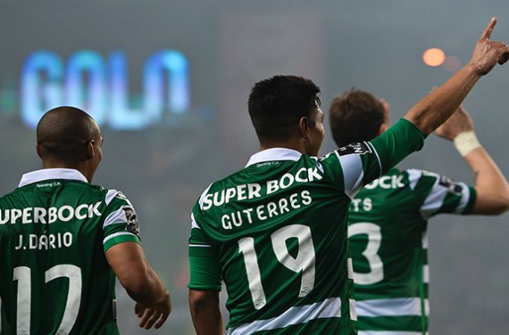 Sporting Clube de Portugal wears intentionally misspelled NOBs