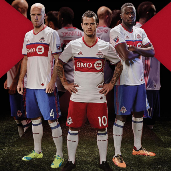 best loved 10d72 604a1 Toronto FC pays tribute to Toronto soccer history with 2016 ...