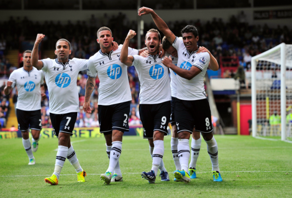 Spurs in 2013-14