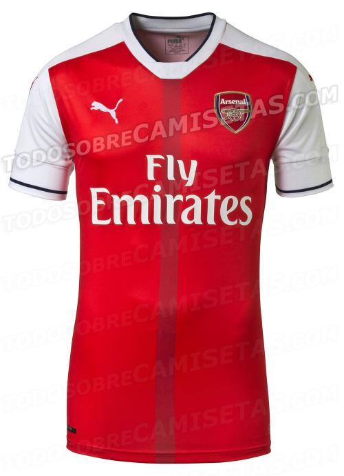 Europe 16 17 Arsenal 1