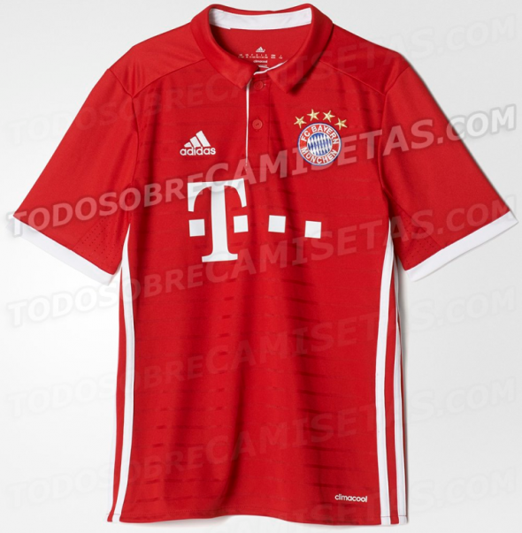 Europe 16 17 Bayern munich