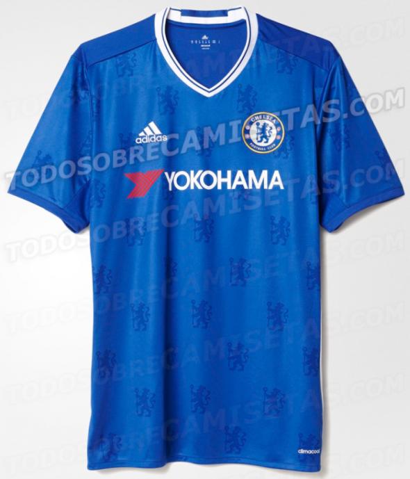 Europe 16 17 Chelsea