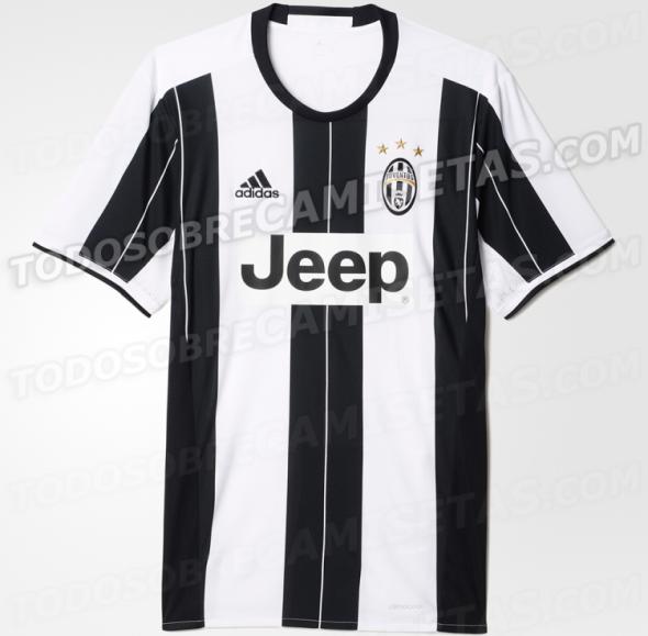 Europe 16 17 Juventus