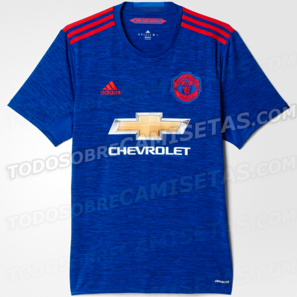 Europe 16 17 Manchester United