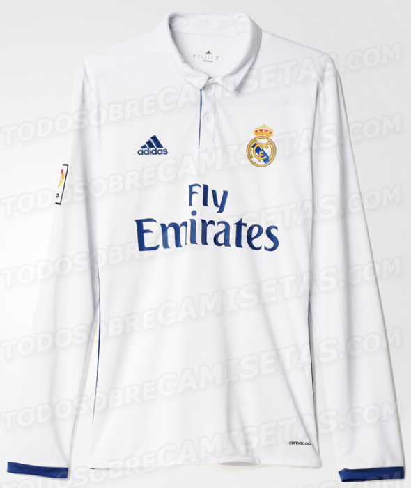 Europe 16 17 Real Madrid