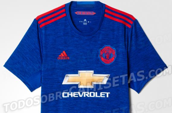 Major European soccer clubs have 2016-17 shirts leaked  f96e447e3