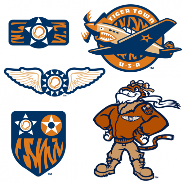 Flying-Tigers-Logos