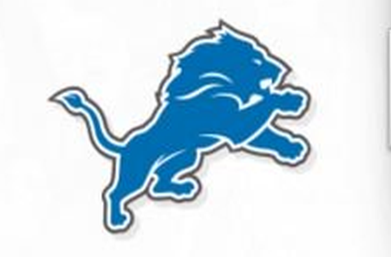 Are the Detroit Lions phasing black out of their color scheme?