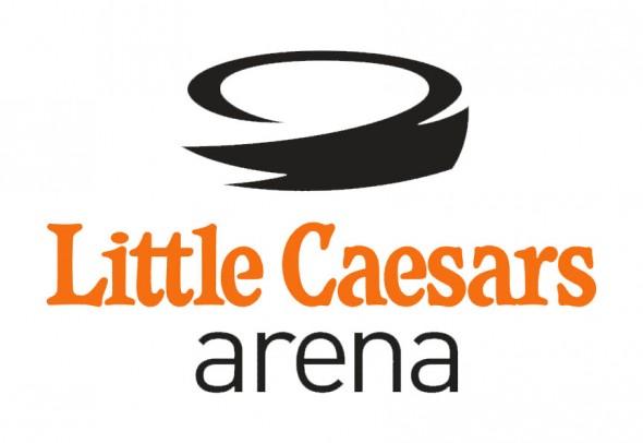 Little Caesars Arena Detroit Logo