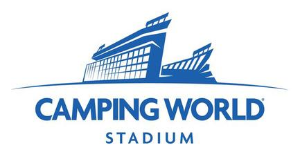 The Citrus Bowl is now Camping World Stadium