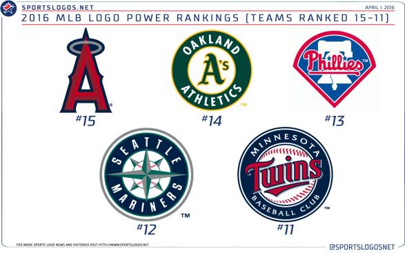 MLB LOGOS 15-11