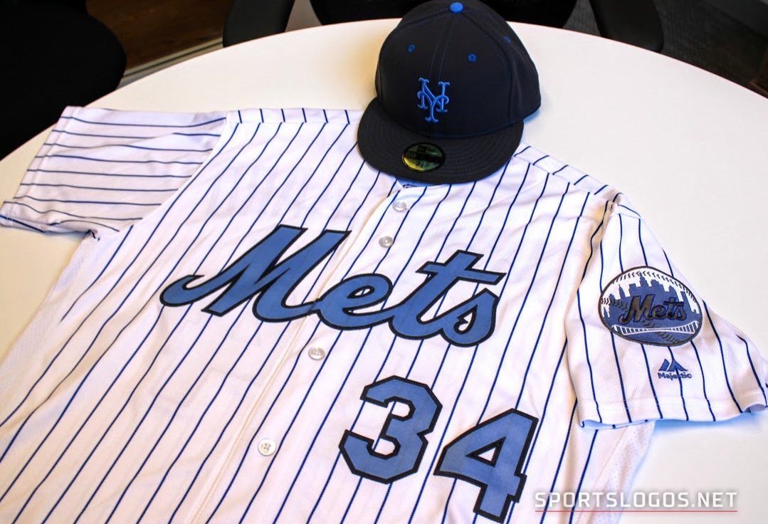 New York Mets Father s Day Uniform (Photo  Chris Creamer SportsLogos.Net) 13e9a6901ba