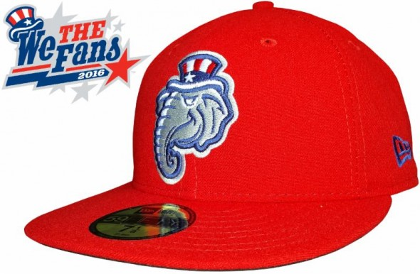 Republicans win NH Primaries, Fisher Cats don elephant caps