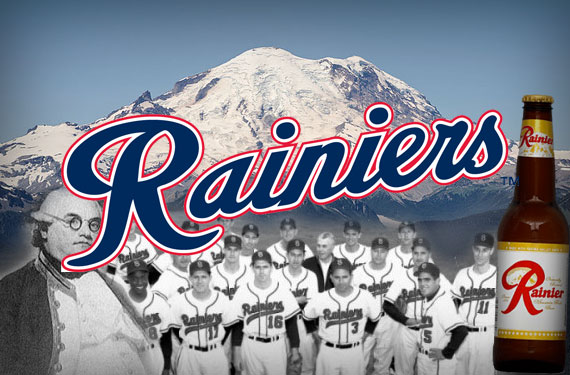 The Malty, Mountainous Tacoma Rainiers: The Story Behind the Nickname