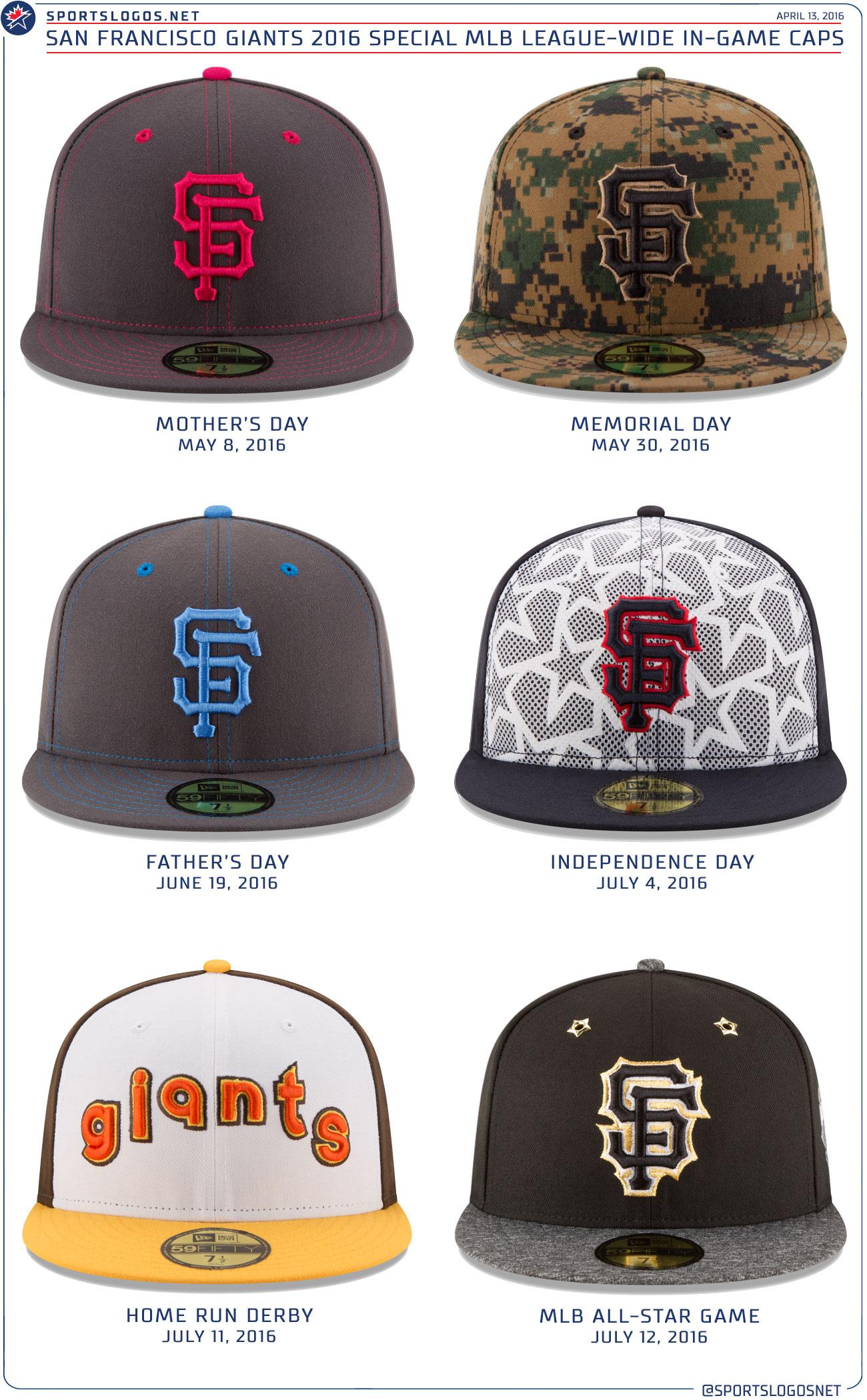 new product 75ef8 c420f San Francisco Giants | Chris Creamer's SportsLogos.Net News ...