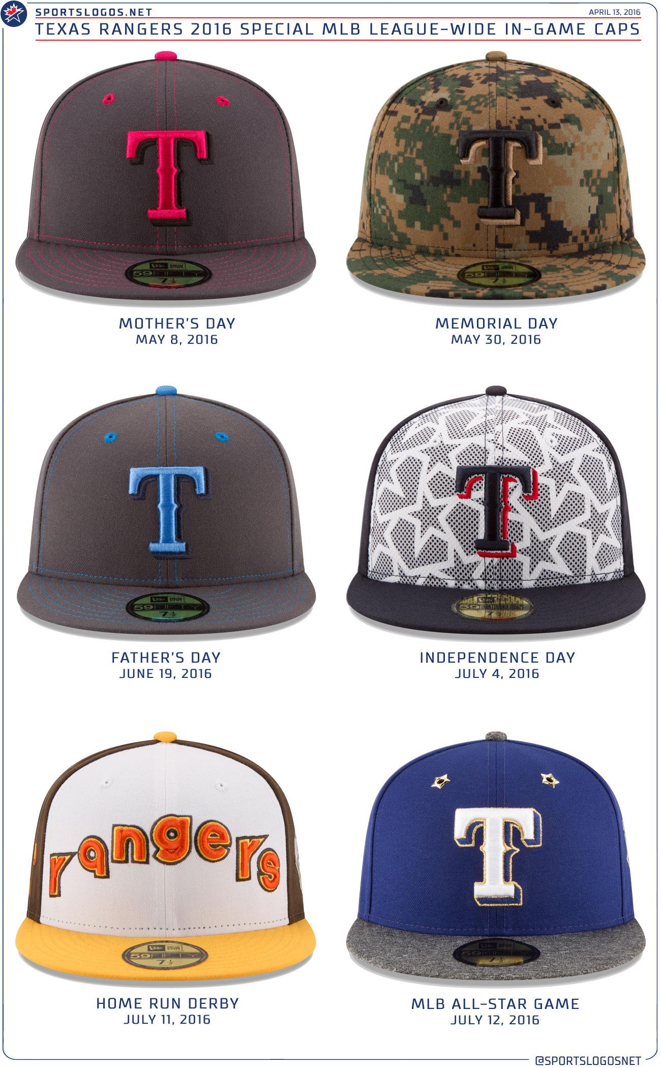 pick up d4bbf c8836 Texas Rangers | Chris Creamer's SportsLogos.Net News and ...