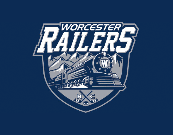 Worcester Railers HC Name of New ECHL Team
