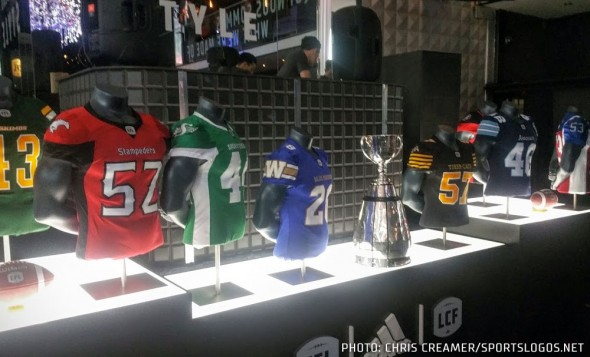 All Jerseys Grey Cup