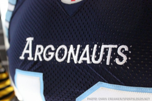 Argos wordmark detail